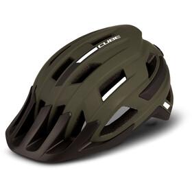 Cube Rook Helmet olive green
